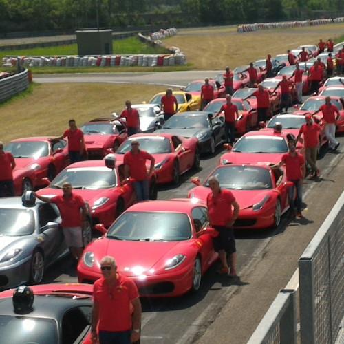Raduno Ferraristi
