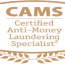 New AML Certification: CAMS.