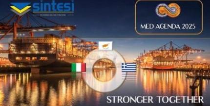 Importante Accordo di collaborazione SINTESI – MED AGENDA 2025.