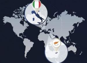 Sintesi Business Network riconosciuta come CAMERA DI COMMERCIO ITALO CIPRIOTA.