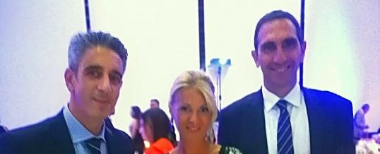 """3° edizione del """"Cyprus Healthcare Conference Gala"""", Nicosia 26 Settembre."""